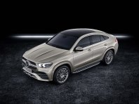 Kmalu: Mercedes-Benz GLE Coupe