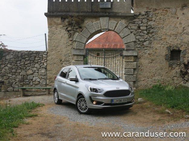 Ford Ka+ (2019)