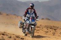 Novo na dveh kolesih: Honda Africa Twin