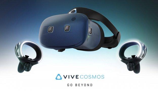 HTC Vive Cosmos �e trka v podalpski de�eli