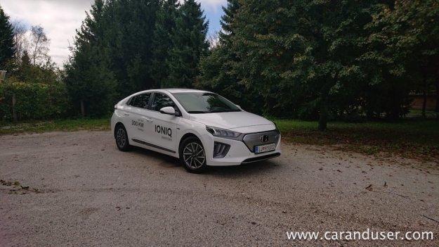 Družina Hyundai Ioniq (2019)