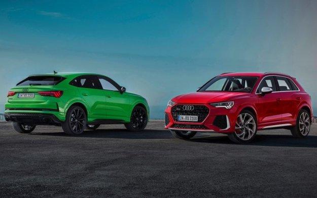 Novi Audi RS Q3