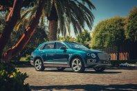 Prihaja Bentley Bentayga Hybrid