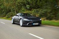 Prihaja brezstrešni Aston Martin Vantage