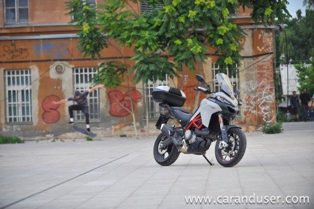 Ducati Multistrada 950S (2019)