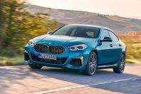 BMW širi serijo 2: Novi BMW serija 2 Gran Coupe