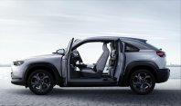Električna Mazda MX-30 prinaša nov način odpiranja vrat