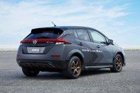 Nissanovo vozilo z dvojnim električnim motorjem