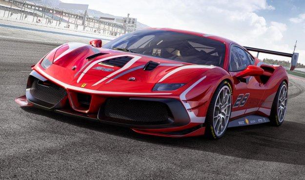 Novi Ferrari 488 Challenge EVO