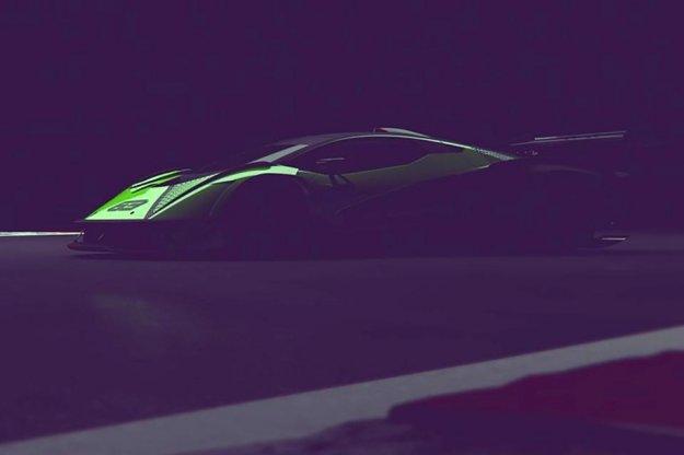 Prihaja Lamborghinijev hiperšportnik