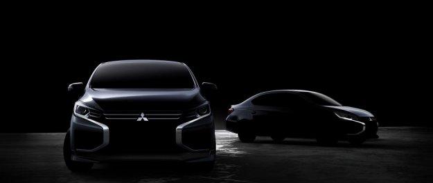 Mitsubishijev Mirage se kmalu na ogled postavi …