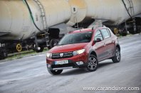 Dacia Sandero Stepway 0.9 TCe 90 TechRoad