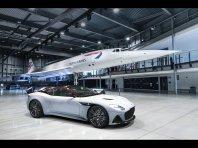 Aston Martin DBS za 50 let Concorda