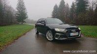 Prenovljeni Audi A4 (2019)