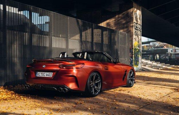 Po Supri še BMW Z4