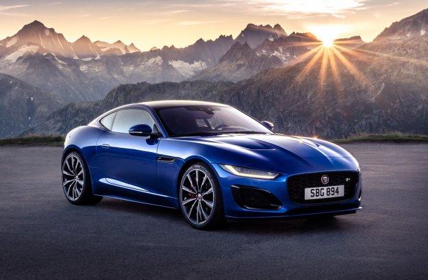 Na prenovi: Jaguar F-Type