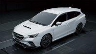 Prepovedan sad: Subaru Levorg STI Sport