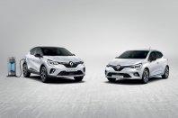 Nova Renault Clio in Captur s hibridnim pogonom