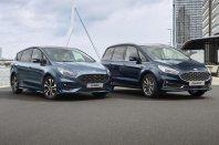 Hibridna tudi Ford Galaxy in S-Max