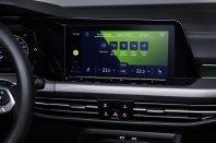 Novi VW Golf z inteligentno klimatsko napravo