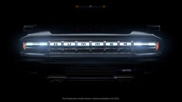 Uradno: Električni Hummer z več kot 1.000 KM je na poti!