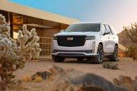 Novi Cadillac Escalade