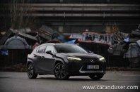 Lexus UX 250h e-CVT AWD Luxury