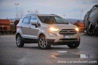 Ford EcoSport 1.0 EcoBoost Titanium PowerShift