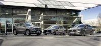 Priključno hibridna Mercedes CLA in GLA