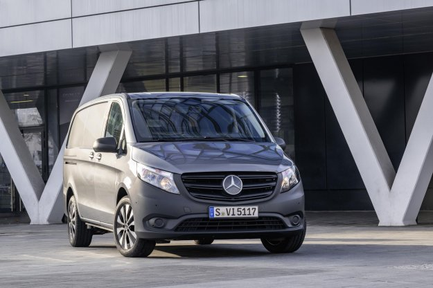 Mercedes-Benz: Novi Vito in eVito Tourer