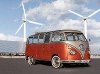 Novi stari Volkswagen e-BULLI