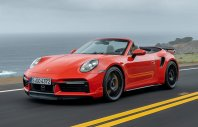 Porsche 991 Turbo S z Lightweight in Sport paketoma