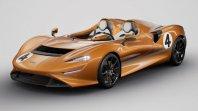 McLaren Elva M6A v čast ikoničnemu Can-Am dirkalniku