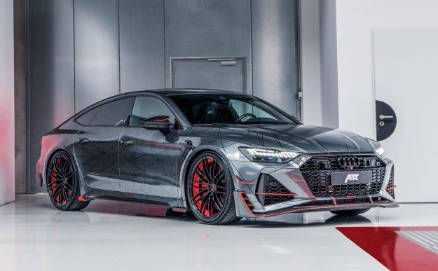 Jezni Audi ABT RS7-R s 730 KM