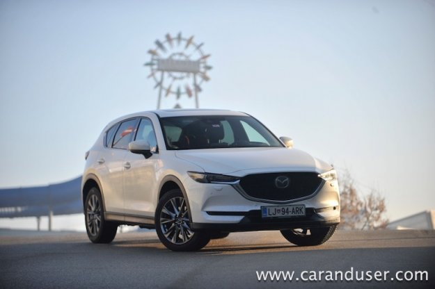 Mazda CX-5 CD184 AWD AT Takumi Plus