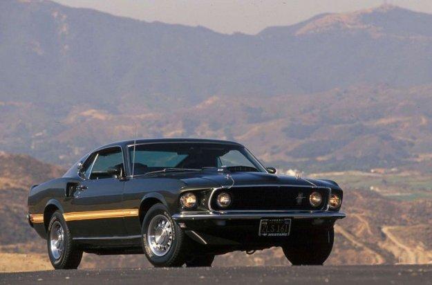 Glasne govorice: Mustang Mach 1 se vrača!