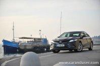 Toyota Camry 2.5 VVT-i e-CVT HSD Premium