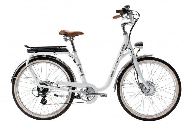 Peugeotovo Legend električno kolo s 26-palčnimi kolesi