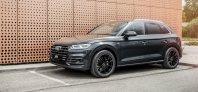 Audi Q5 bo prvi ABT hibrid