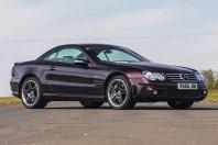 Zvezdina AMG V12 »vijolica« v SL obliki je lahko vaša