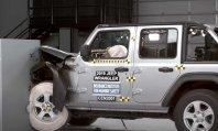 Jeep Wrangler zopet v težavah