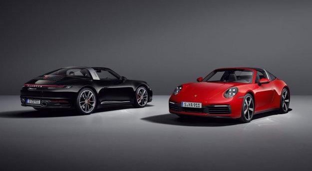 Novi Porsche 911 Targa (2020)