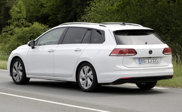 Prvič opažen Volkswagen Golf karavan
