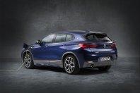 Priključni hibrid tudi za BMW-ja X2
