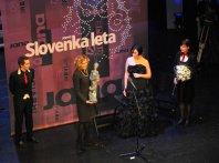 Slovenka leta 2010 je …