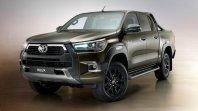 Toyota Hilux 2020: svež obraz in nov motor
