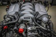 Bentley: Nasvidenje V8 ikona med agregati!