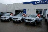 Dacia ostaja sopotnik gorskih reševalcev