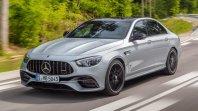 Mercedes-AMG E63 z novim obrazom
