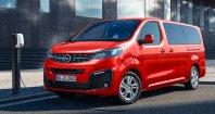 Novi električni Opel Vivaro-e Life